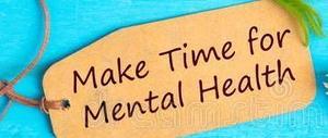 Mental health corner