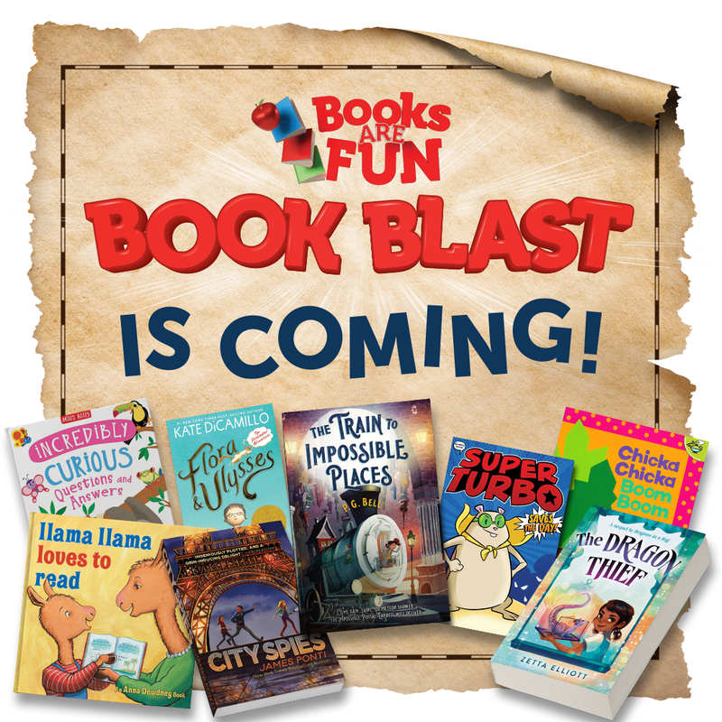 BOOK BLAST! October 26th Featured Photo