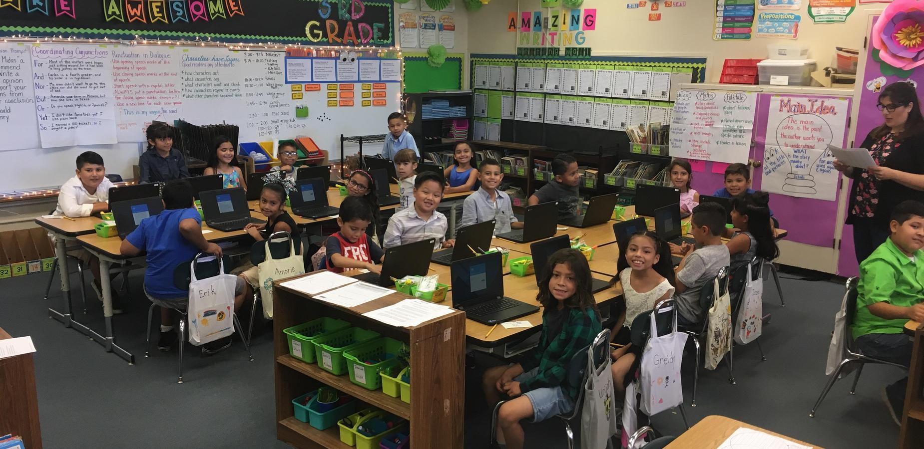 Rancho Santa Gertrudes Elementary School