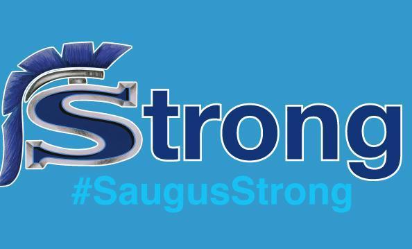 Logo: Saugus Strong #SaugusStrong