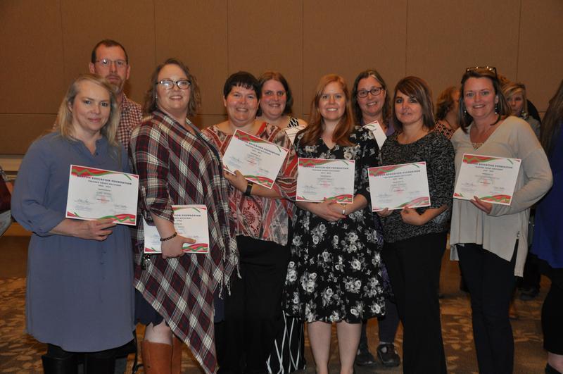 Woodland High School Teacher Grant Winners