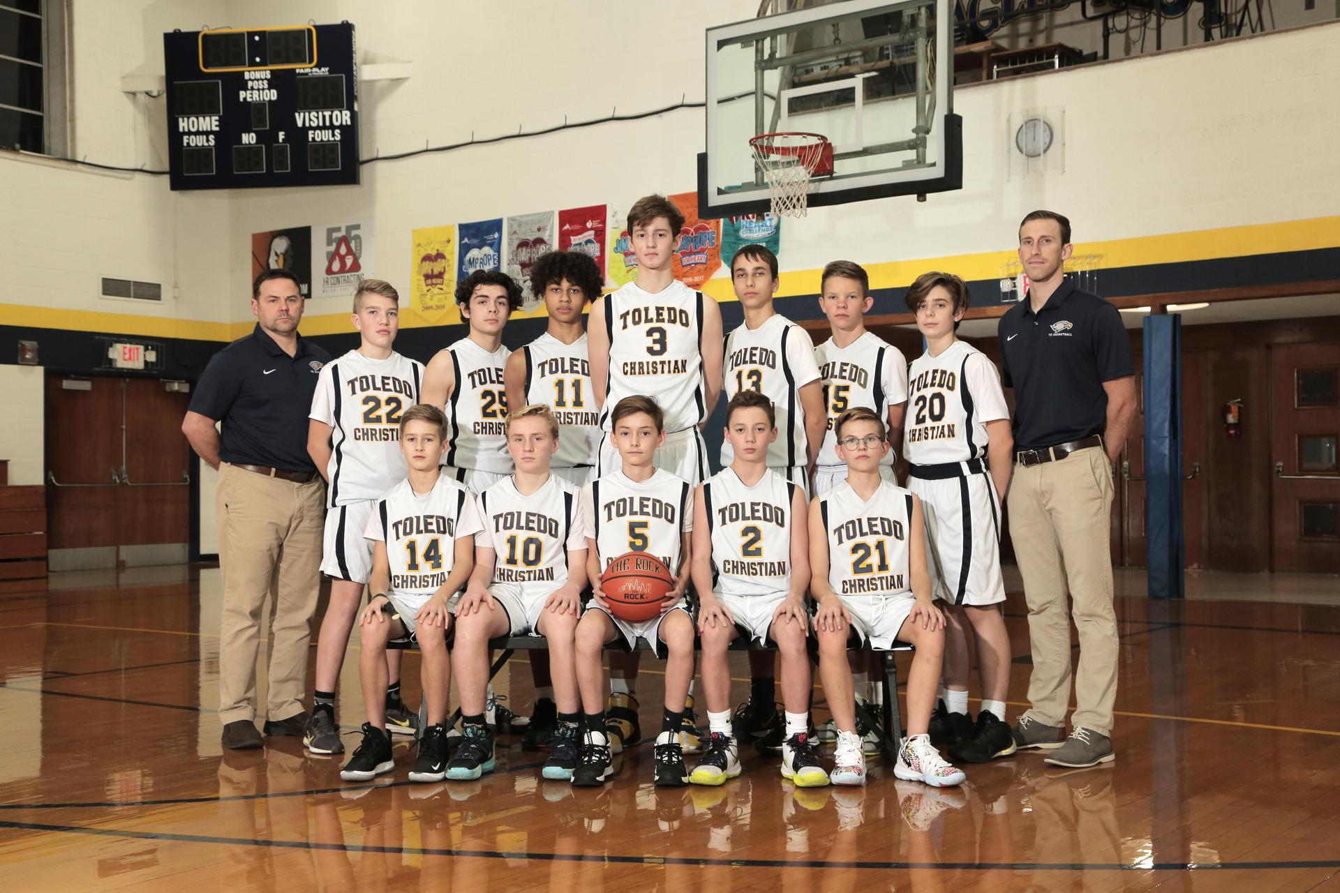 Boys JH Basketball