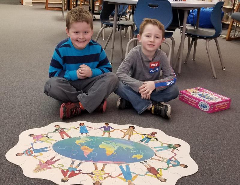 Elementary Indoor Recess Fun! Featured Photo
