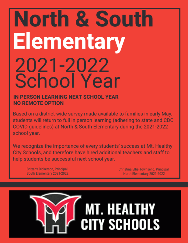 elementary flyer for 21-22 year
