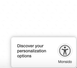 Discover your personalization options
