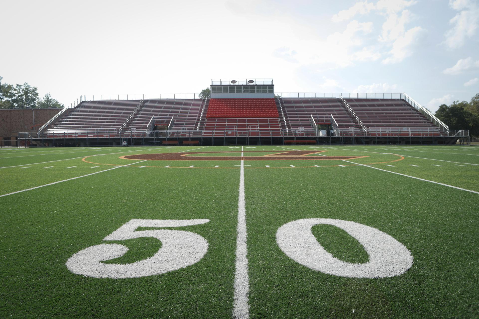 DeSales High School Paul B. Cox Stadium