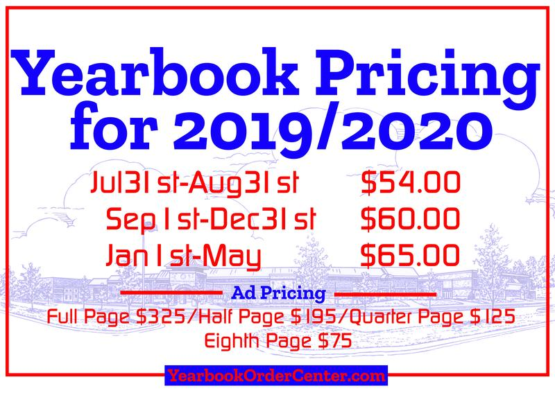 Order your 2020 Yearbook! Featured Photo