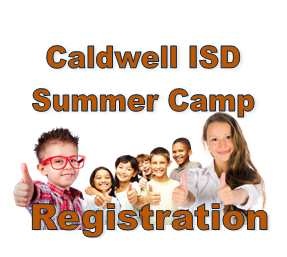 Caldwell ISD Summer Camp Featured Photo