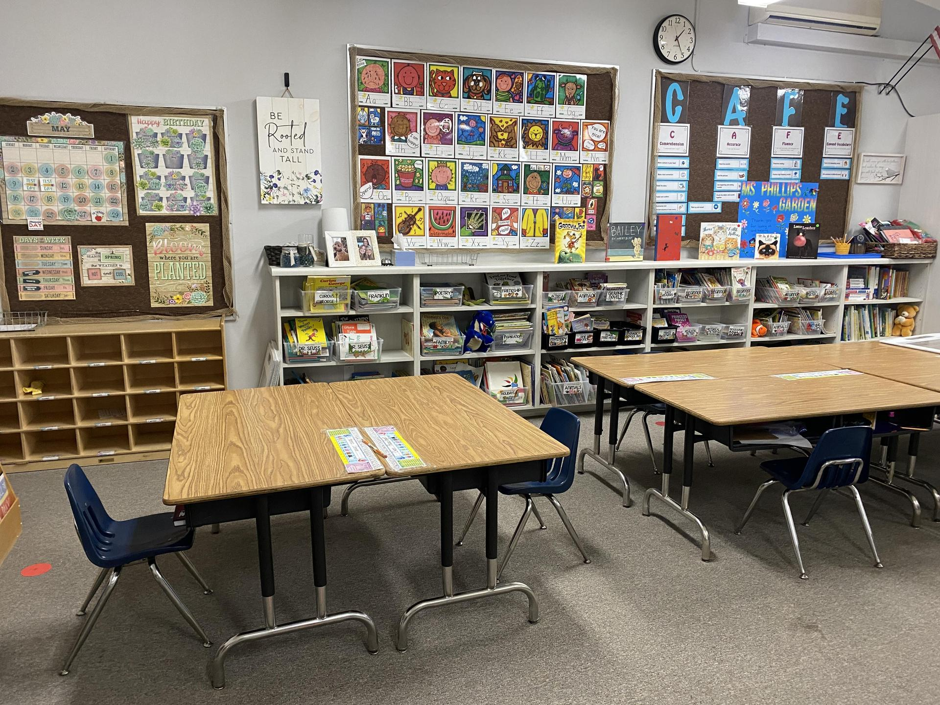 Indoor Classroom