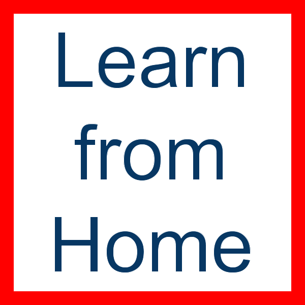 Learn from Home - Information Site Featured Photo