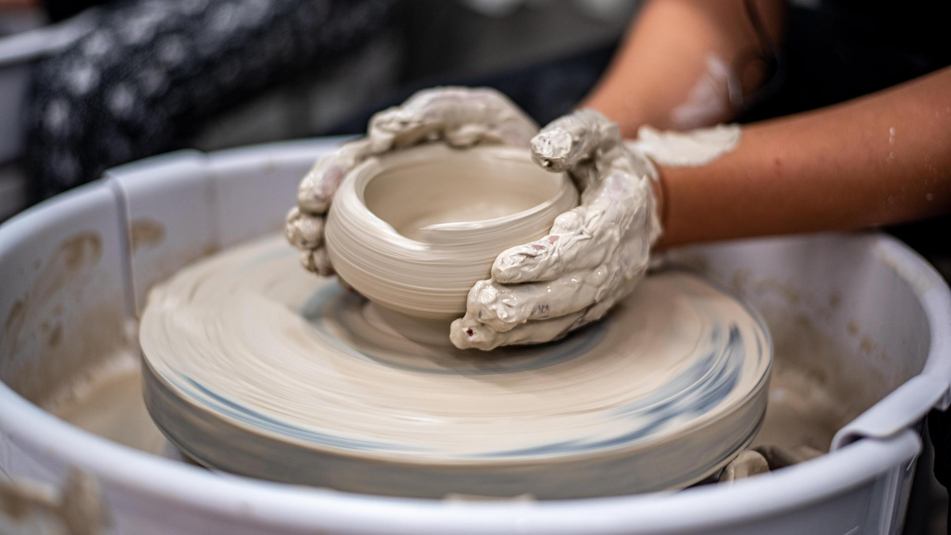 Throwing Clay