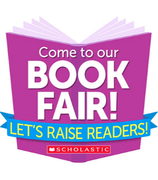 Scholastic Book Fair is Coming! Featured Photo