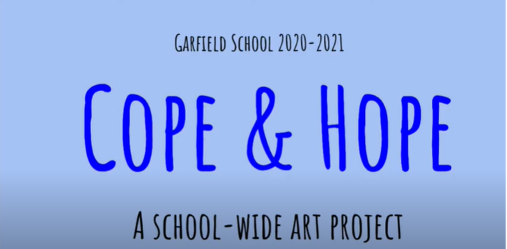 Cope & Hope Art Project Video Featured Photo