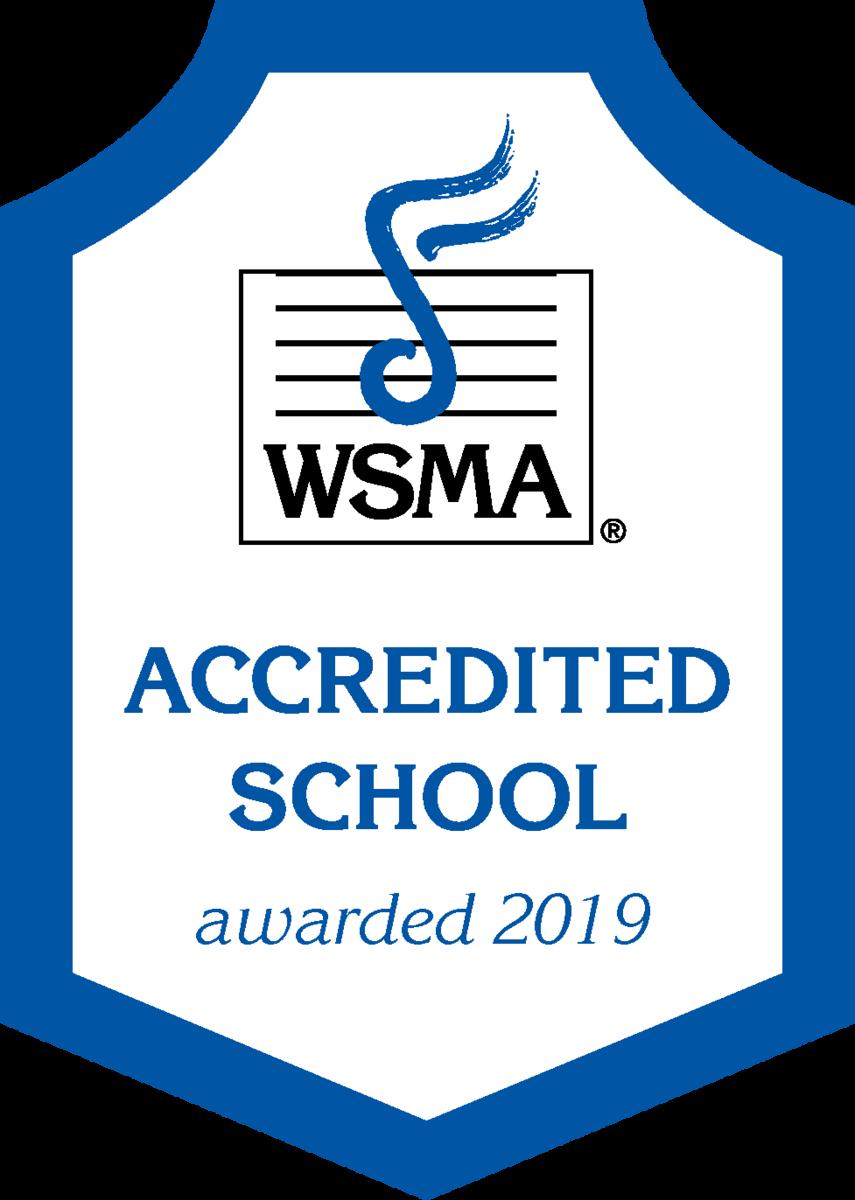 WSMA Accreditation