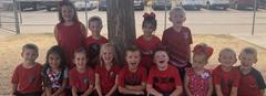 Red Day in Kinder