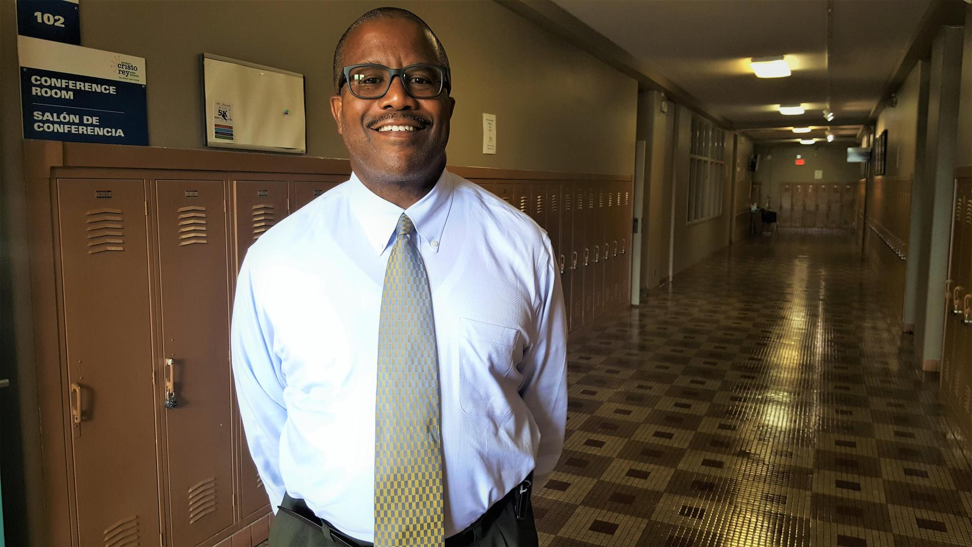 Fred Lumpkin, Corporate Work Study Director