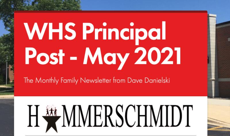 Principal Post Family News- May 2021 Thumbnail Image