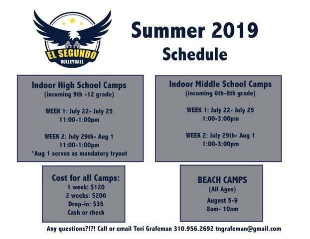 Athletic Summer Camps Featured Photo