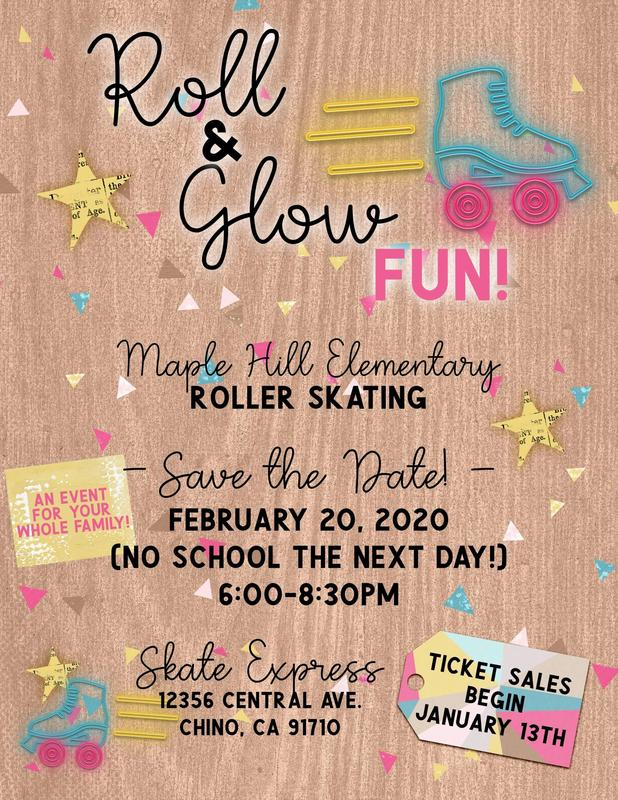 Skate Night 2/20/20 Featured Photo