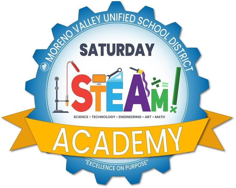 MVUSD STEAM Academy Logo