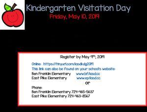 Preschool to Kindergarten Visitation Day