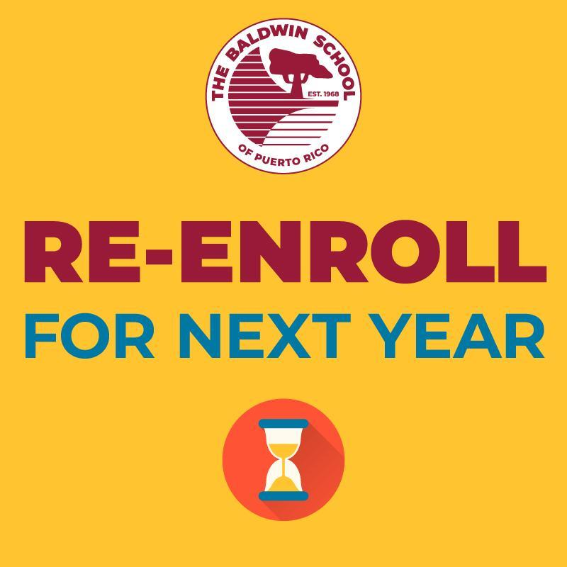 Re-enroll for 2019-2020! Featured Photo