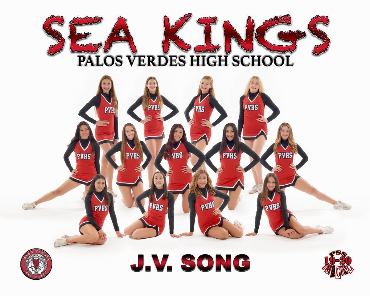 2019-20 JV Song team