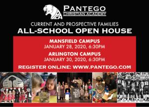 All-School Open House