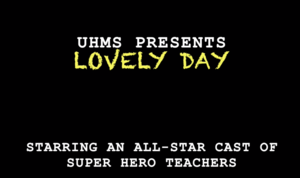 Lovely Day Video