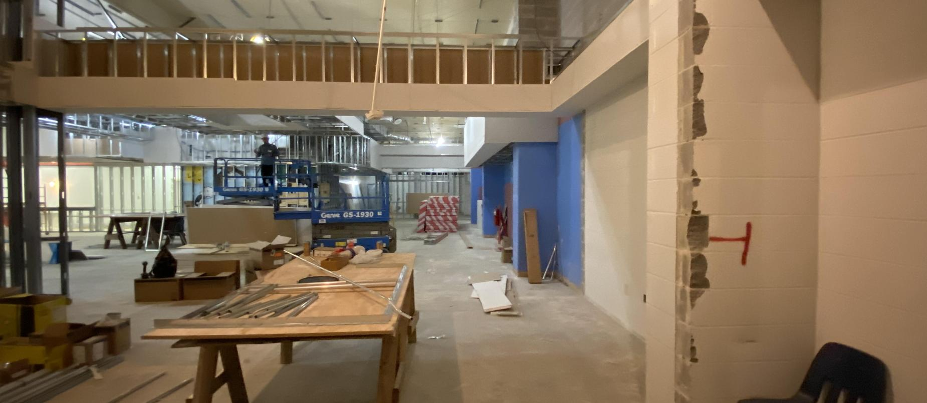 New Middle School Library Bond Project