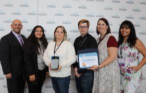 Image, WSSDA Board Recognition