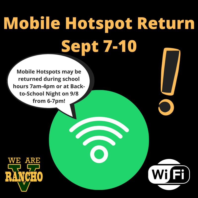 Mobile Hotspot Return: Week of Sept 7-10 Featured Photo