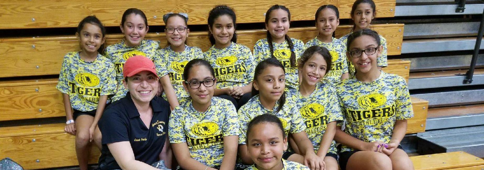 5th Grade Volleyball