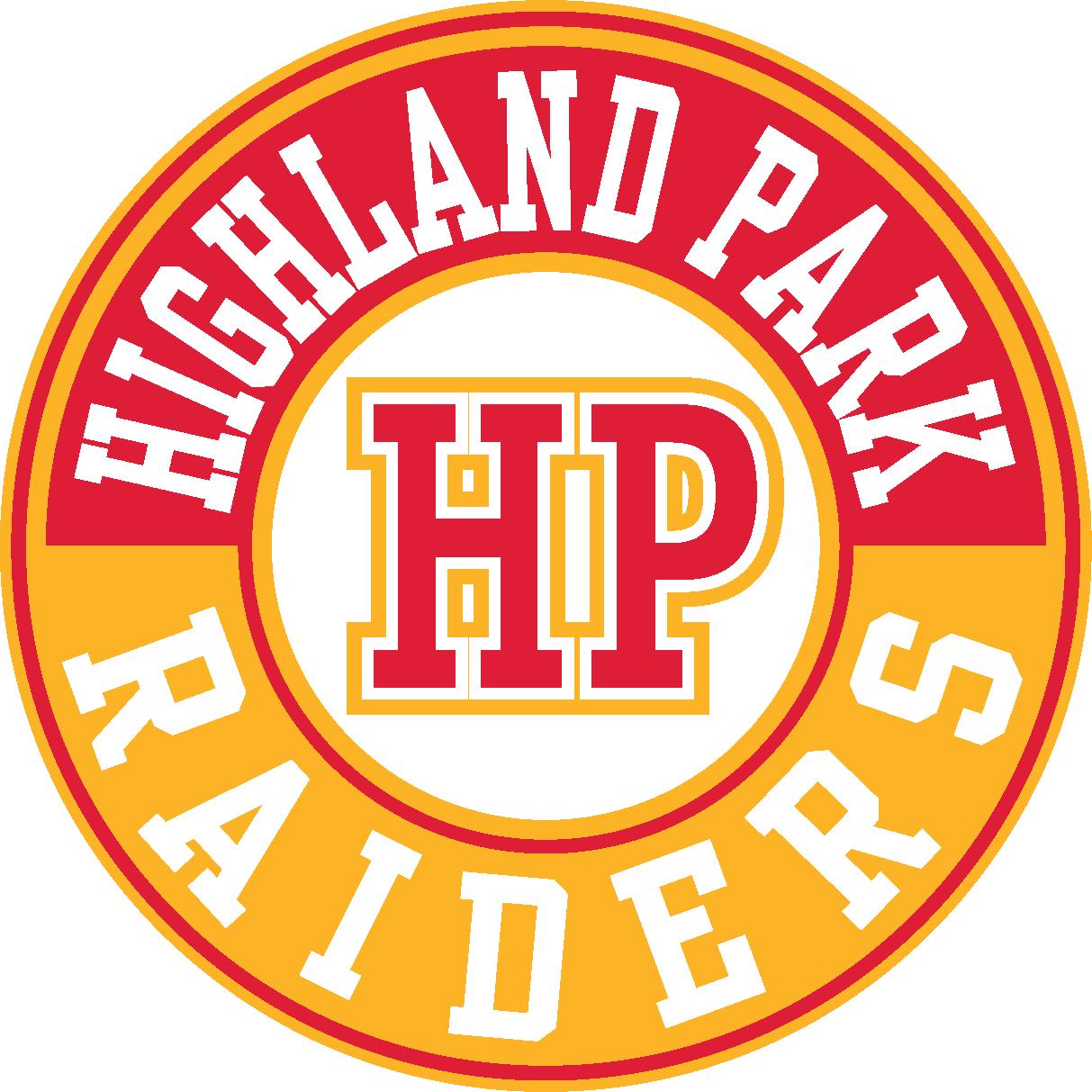 HPMS letter logo crest
