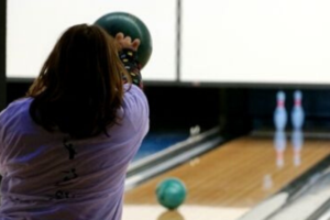 frenship students bowling at state competition