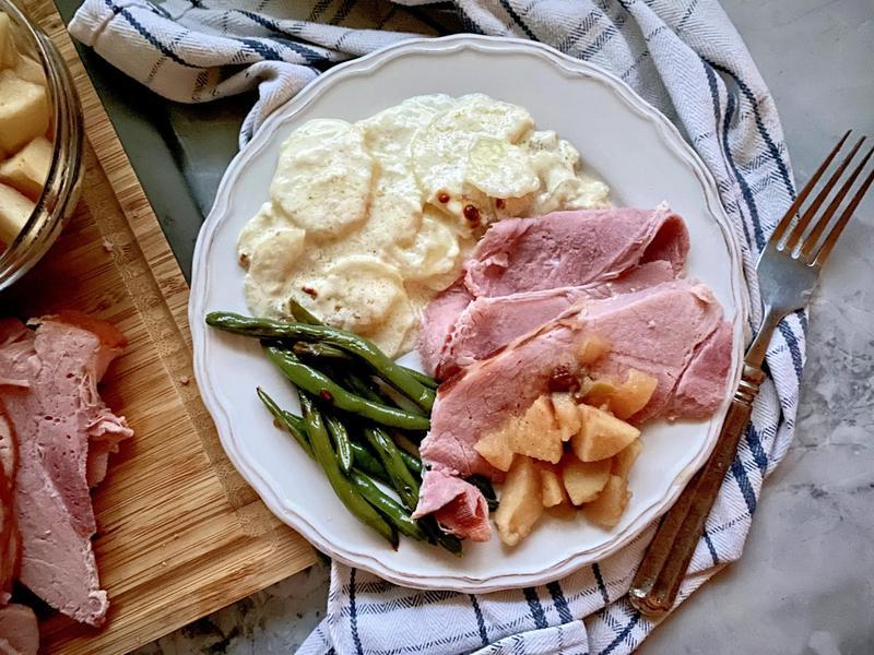 Spiral Harvest Ham Dinner Featured Photo