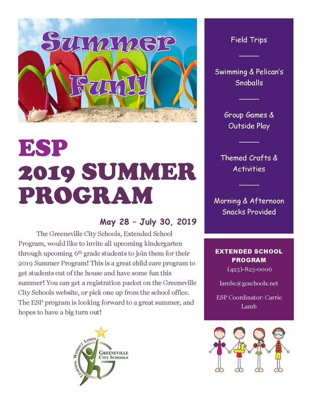 ESP summer