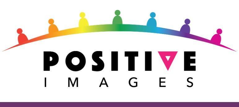 Positive Images logo