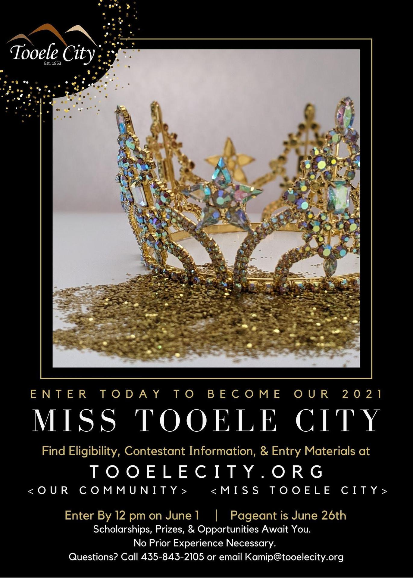 Miss Tooele Scholarship Program