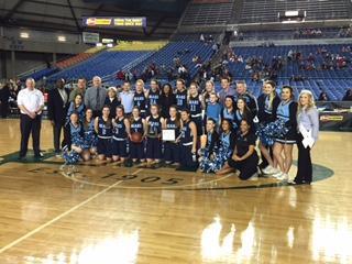 2017 4A Girls basketball champions