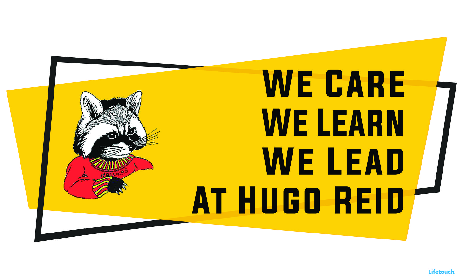 Hugo Reid's Mission Statement