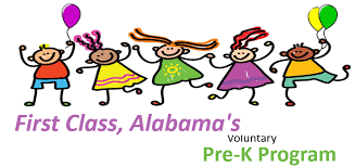 First Class, Alabama's Pre K logo