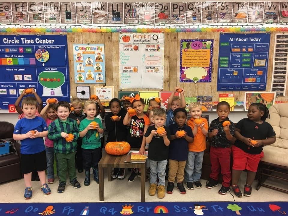 Learning about Pumpkins