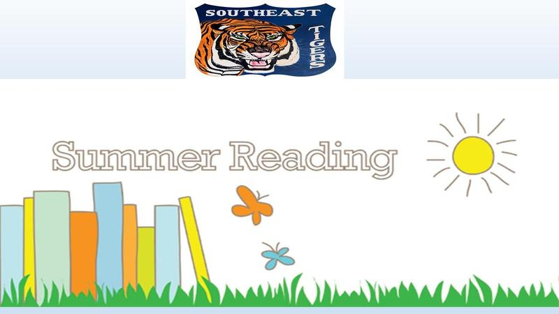 SEHS Summer Reading List Graphic