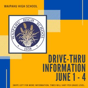 Drive thru info pict