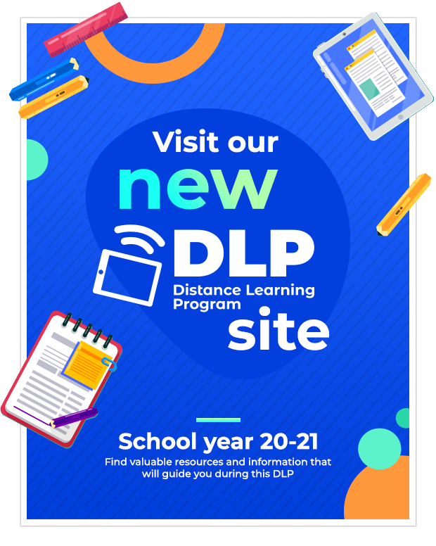 Meet our new DLP site! Featured Photo
