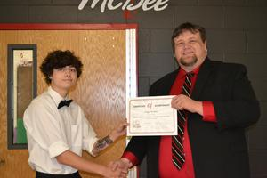 Nesbitt selected as Most Outstanding Young Musician Featured Photo
