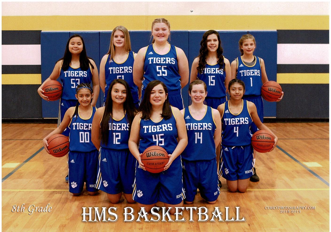 8th Basketball