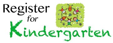 Kindergarten Online Registration Featured Photo