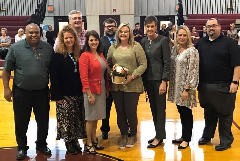 LCSD 2019-2020 Teacher of the Year